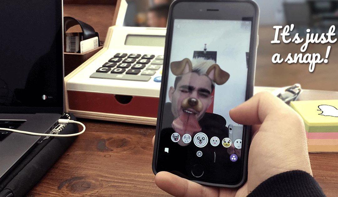 Snapchat, gli utenti attivi nel mondo sono 200 milioni