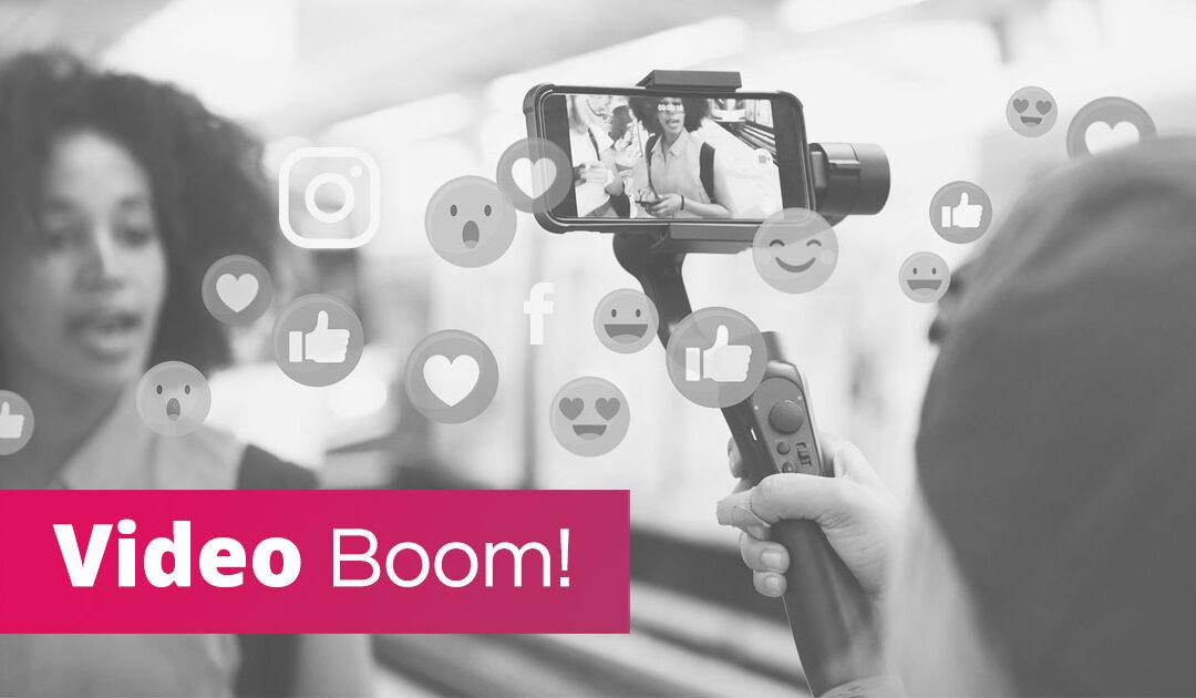 Video sui social: il trend del 2020
